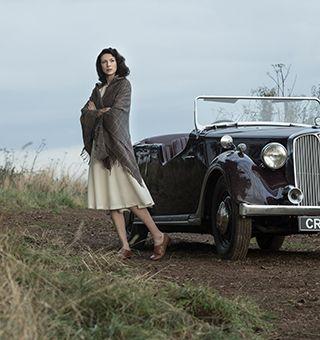 STARZ - Outlander - A STARZ Original Series - Claire