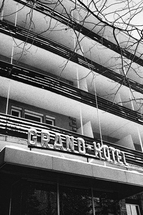 Kurhaus Hotel (Lenzerheide, Switzerland) January 2012 — Quentin de Briey