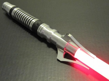 38 best cool lightsabers images on pinterest for Hampton s hand crafted led sabers