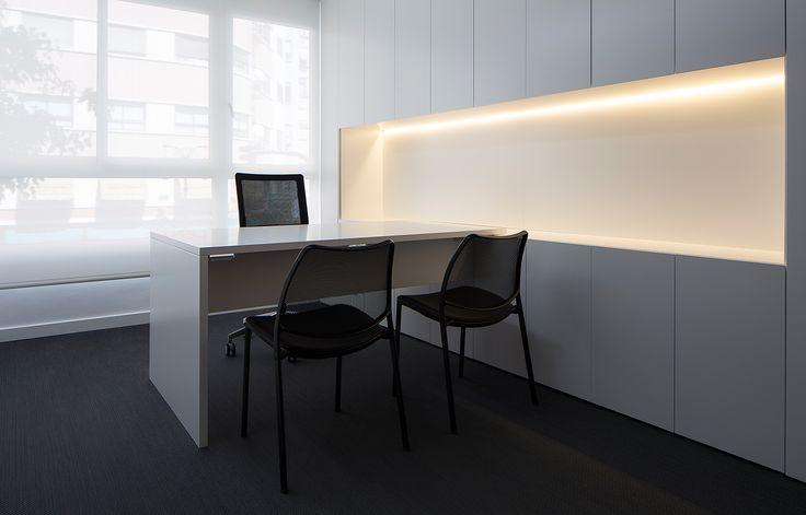 DSAE offices. Nonna Design. Custom Space Solutions