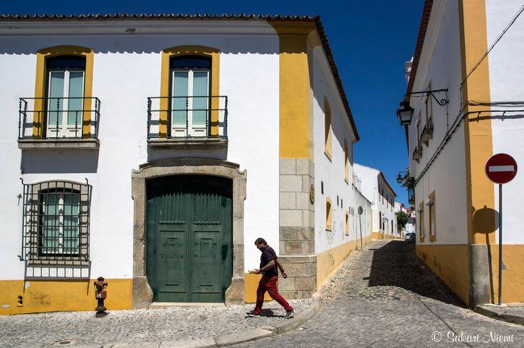PT_160618 Portugali_0037 Évoran vanhaa kaupunkia Alentejossa