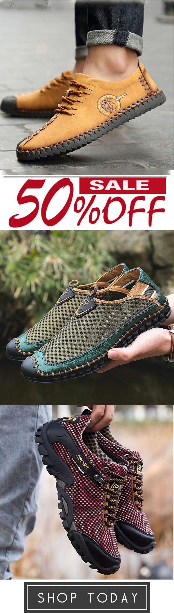 Spring Summer Slip-on Microfiber Leather Flat Shoe…