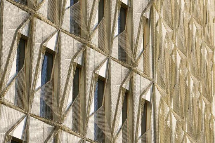 Immeuble de bureaux Le Coruscant - ZAC Lendit Pleyel | Brenac & Gonzalez