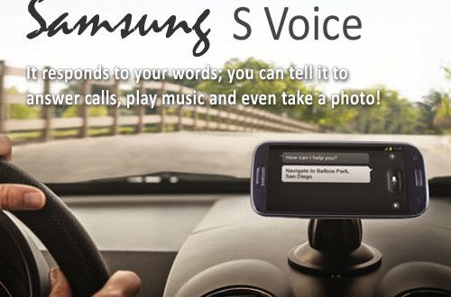 8 Tips to Get The Most Out of Samsung S Voice