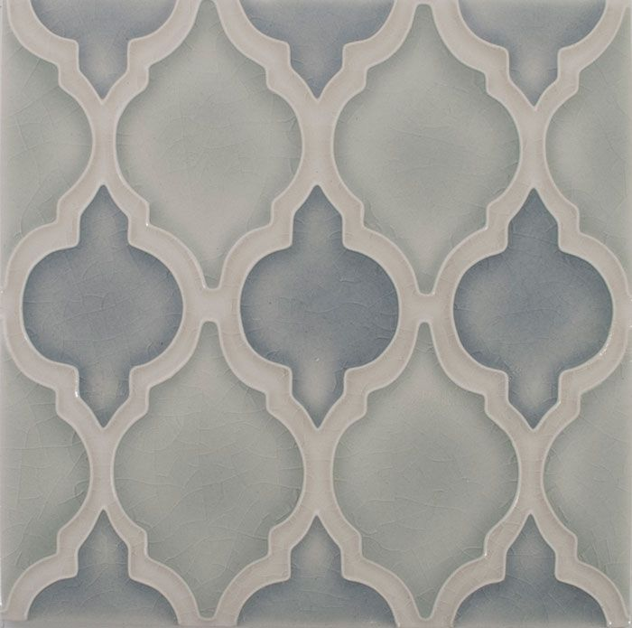 American Handmade Decorative Ceramic Wall Tile Pratt And