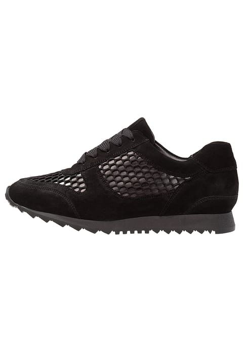 HASSIA WIDE FIT BARCELONA - Trainers - black/antrazit for £110.49 (24/10/17) with free delivery at Zalando