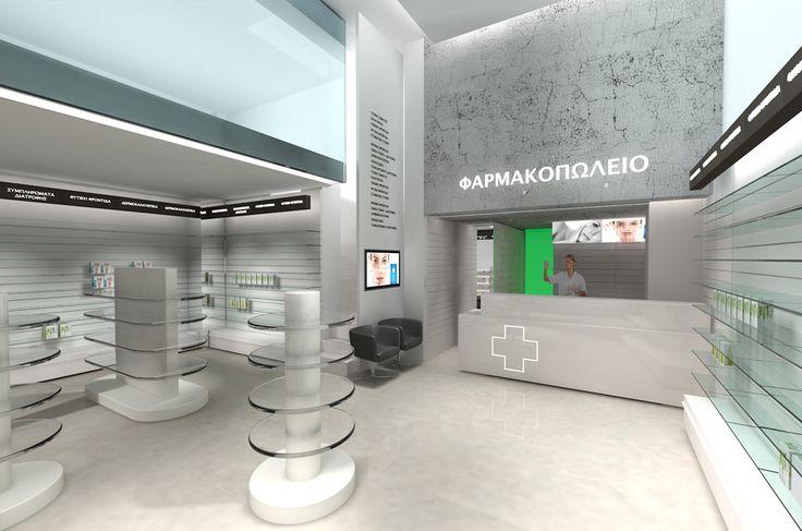 Φαρμακείο | Βάρη | iidsk  |  Interior Design & Construction