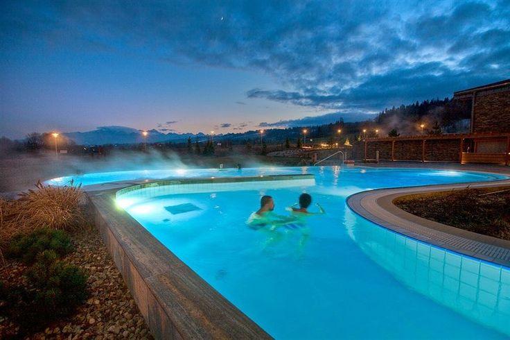 Hotel Bania Thermal & Ski, Bialka Tatrzanska, Aqua Center