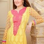 Kareena Kapoor Latest Salwar Suits 2014 by Natasha Couture
