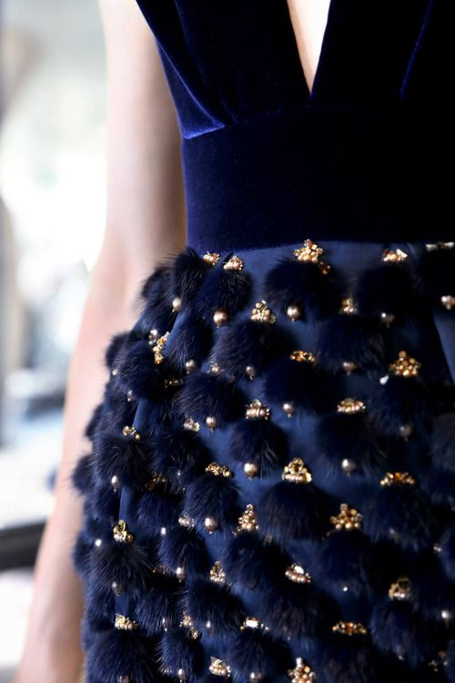 Ralph & Russo Fall 2015 Couture Collection ~ Backstage