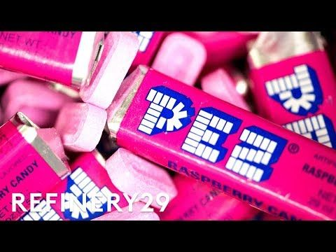 Ever Wonder How Pez Candy is Made?