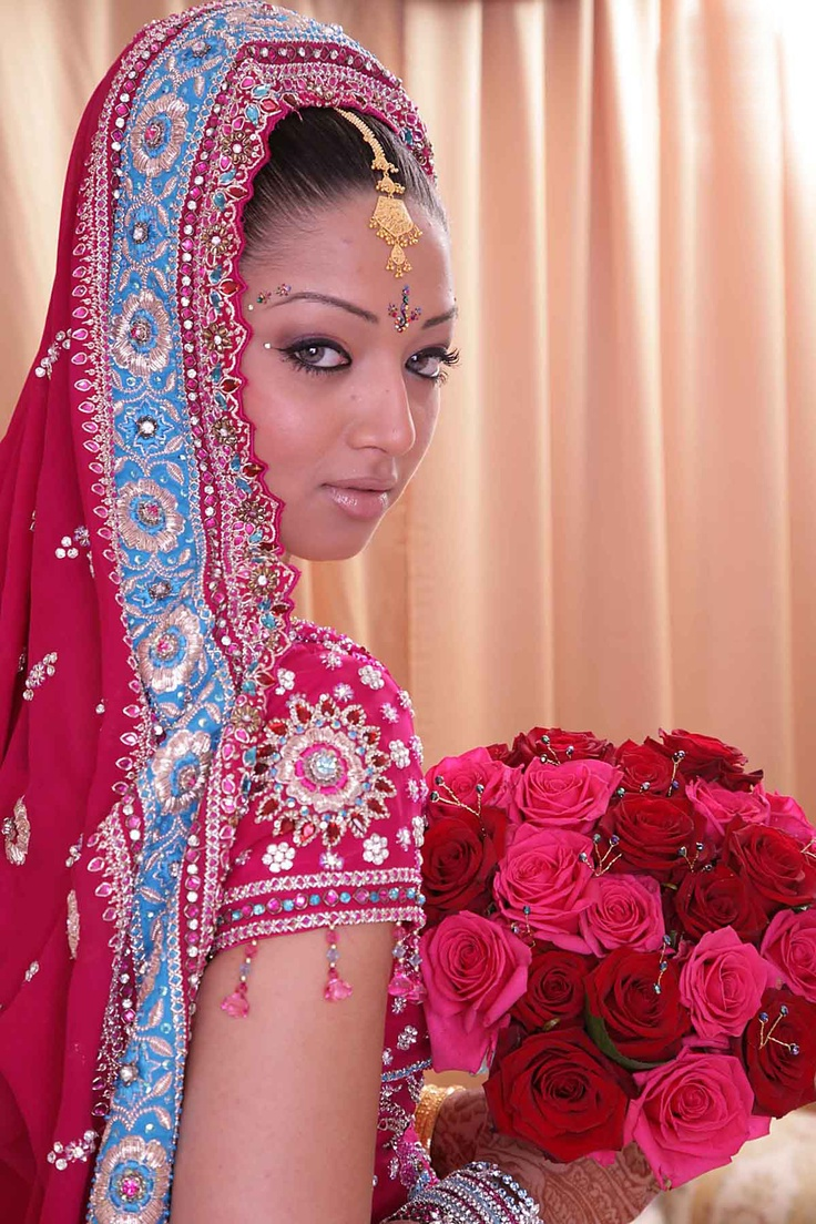 61 best Weddings: Punchy Pink Palette images on Pinterest | India ...