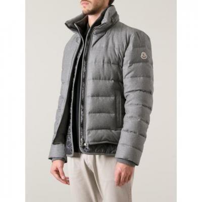 メンズ ダウン ジャケット Tierce ライトグレー