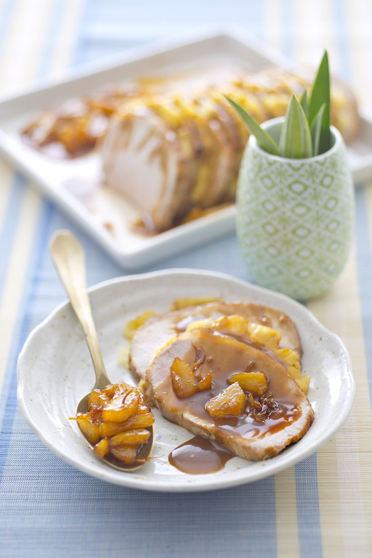 Piatto brasiliano, è un arrosto di maiale all'ananas, gustoso e dal sapore insolito e penetrante. Scopri la ricetta di Sale&Pepe.