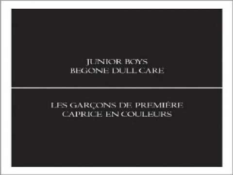 Junior Boys - Hazel This song really encompasses the style that Junior Boys are about and a personal favourite :)