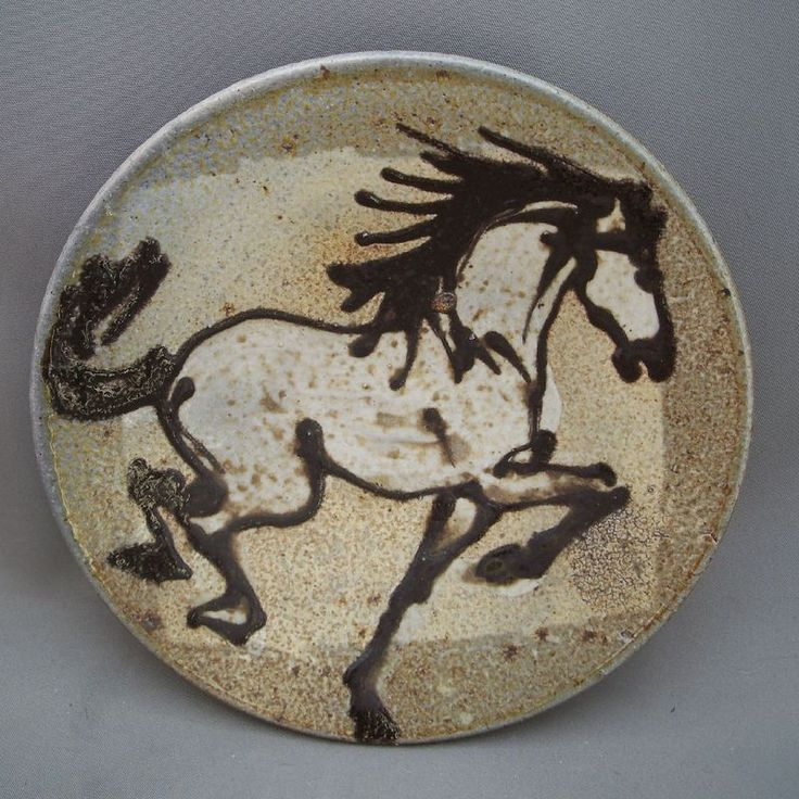 Horse by Morris Pottery