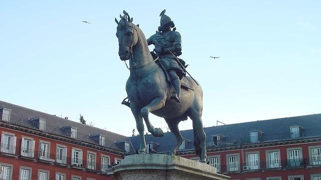 Las diez estatuas ecuestres más famosas de Madrid