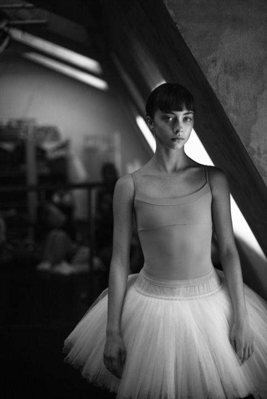 Ballerina Anastasia Shevtsova - Vaganova Academy of Russian Ballet - Photo by Anastasia Livun