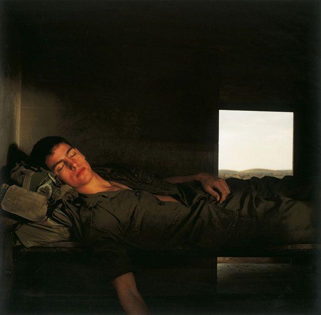 Soldiers series. Artist Spotlight: Adi Nes   Advocate.com