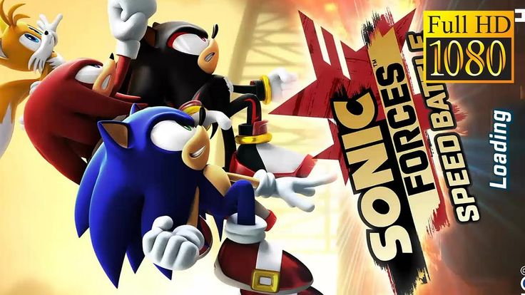 """Fun"" Sonic Forces: Speed Battle Game Review 1080p Official SEGA Action"