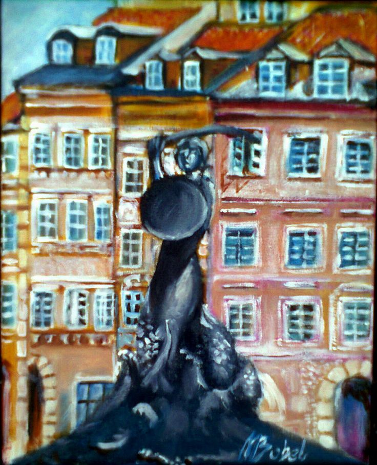 The Warsaw Mermaid