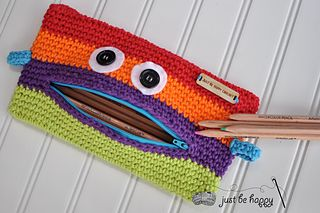 Pencil Case Crochet Pattern