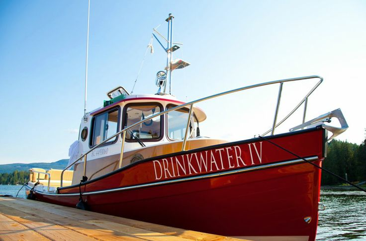 Sproat Lake Landing is proud to continue the tradition with the opening of Drinkwaters Social House and the launch of Joe Drinkwater IV tugboat, signifying the bounty and importance of tourism to Sproat Lake and the Alberni Valley.