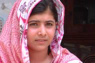 Malala Yousafzai, a 14-year-old activist shot by the Taliban for advocating education for girls in Swat Valley, Pakistan. Video is 30 mins, but worth watching.