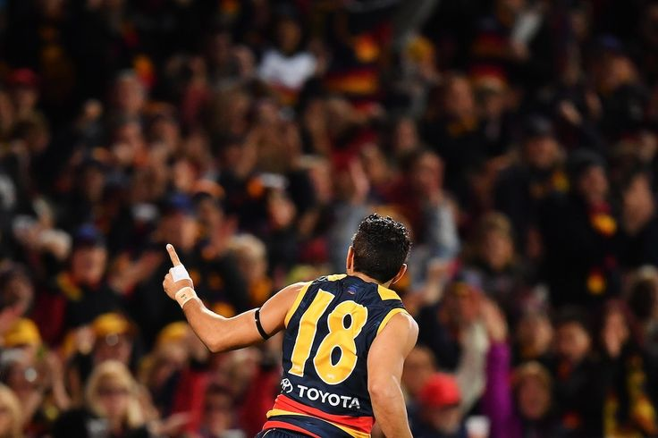 TAR : Eddie Betts - Adelaide Crows - Mr September.