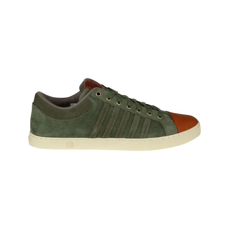 Adcourt 7SOSP Mens #Trainers from #KSwiss £17.00