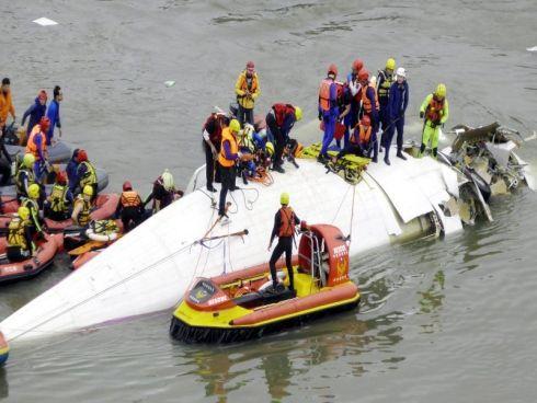 Cerita dramatis mengiringi kecelakaan pesawat TransAsia yang jatuh kesungai Keelong, di Taipei. Bocah berusia Dua tahun terlepas dari pelukan orang tuanya ketika para penumpang berebutan keluar dari badan pesawat yang pecah, dan ia tetap masih berada di dalam badan pesawat yang masuk sungai itu. Ia ditemukan ketika petugas menyisir sekitar lokasi puing-puing badan pesawat yang memakan korban 31 0rang tewas itu. Dn anehnya, bocah yang bernama Lin Riyao itu berhasil selamat tanpa ada ...