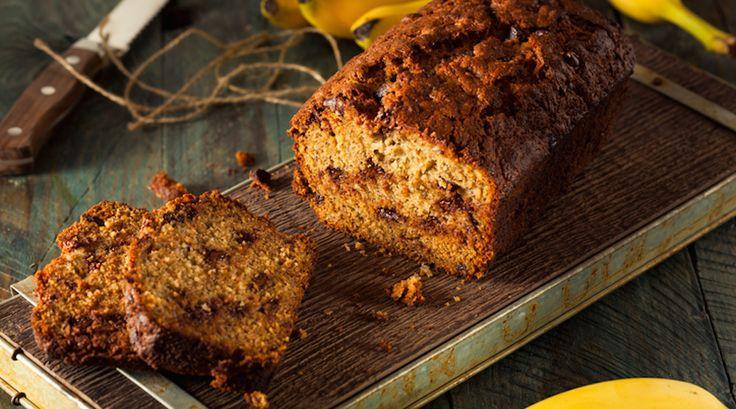 5 consigli per preparare un perfetto banana bread
