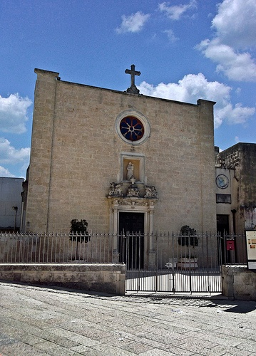 Centro storico #Ruffano, #invasionidigitali, #Puglia, #Salento
