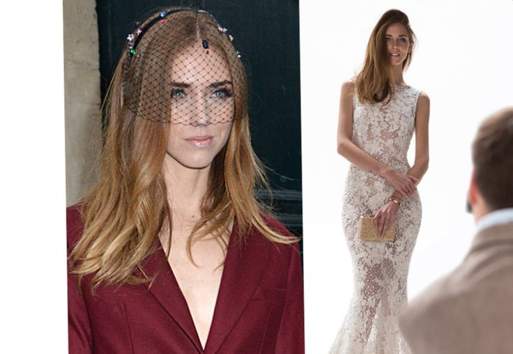 Chiara Ferragni testimonial per Pronovias. Leggi l'articolo su http://www.elle.it/Sposa/Chiara-Ferragni-fashion-blogger-it-girl-moda-Pronovias-collezione-vestiti-matrimonio / Pronovias testimonial Chiara Ferragni. Read the article on http://www.elle.it/Sposa/Chiara-Ferragni-fashion-blogger-it-girl-moda-Pronovias-collezione-vestiti-matrimonio