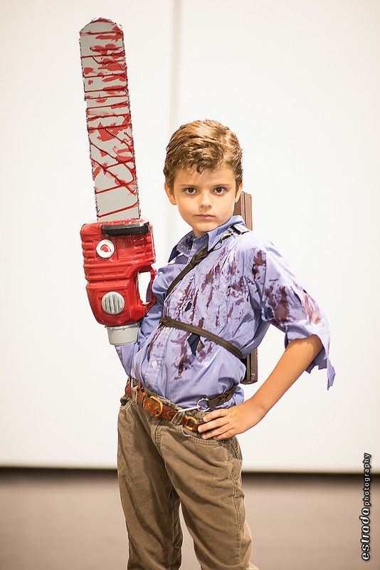 never too early to start looking for a halloween costume how about a evil dead