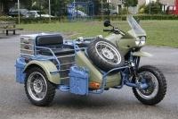 LBS Zijspantechniek BMW R 100 GS mit Mobec Duodrive