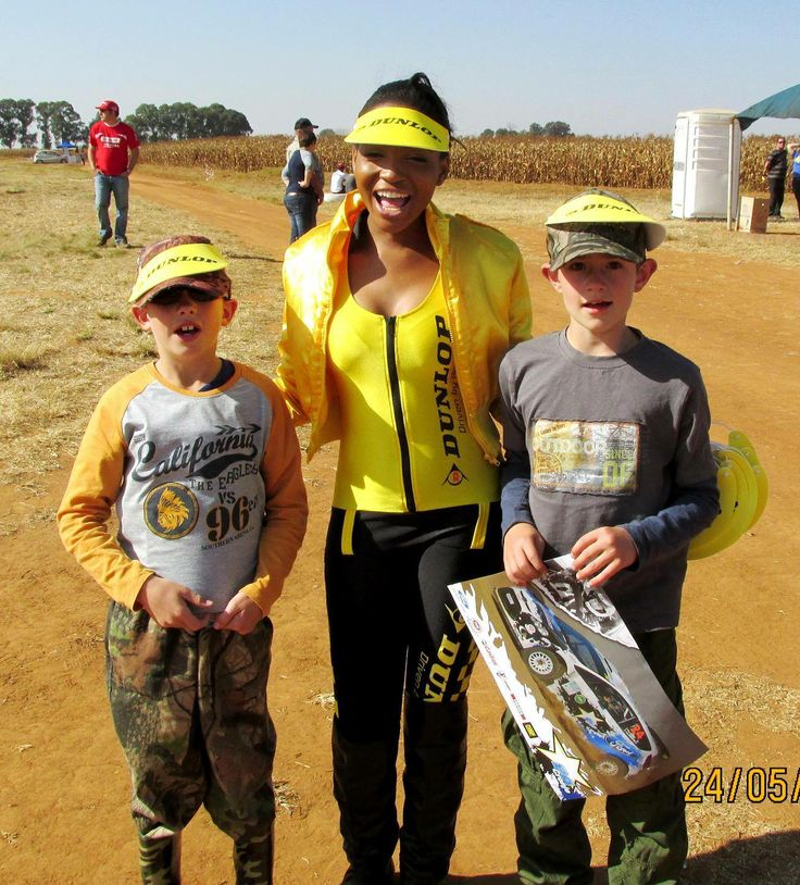 The MSA Rallystar event is a real family function. We chatted to some young fans, who visited to show their support and have a great time at the track.