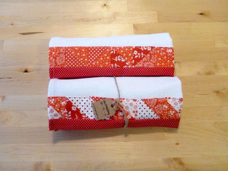 Facebook Post – LovCraftShop patchwork tea towels