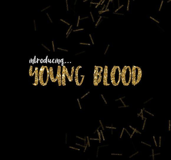 Graphic Design - Graphic Design Ideas  - Check out Young Blood Brush Font by OnTheSpotStudio on Creative Market   Graphic Design Ideas :     – Picture :     – Description  Check out Young Blood Brush Font by OnTheSpotStudio on Creative Market  -Read More –