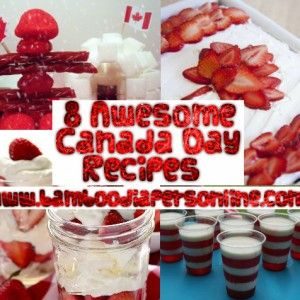 Awesome Canada Day Recipes Piddly Winx  www.bamboodiapersonline.com