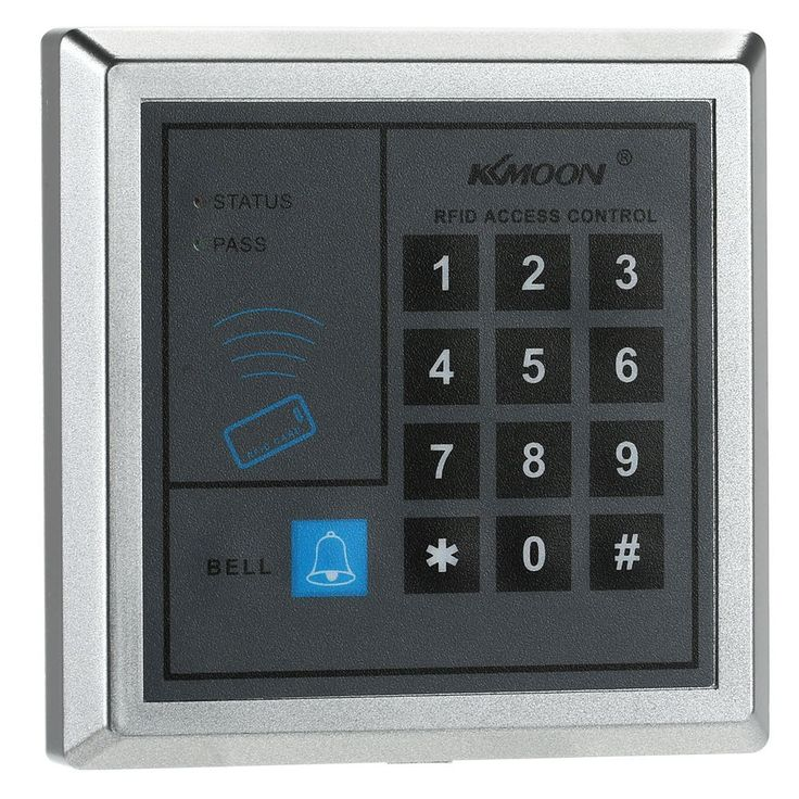 RFID Proximity Entry Door Lock Access Control System + 10 Key Sale Online Shopping - Tomtop.com