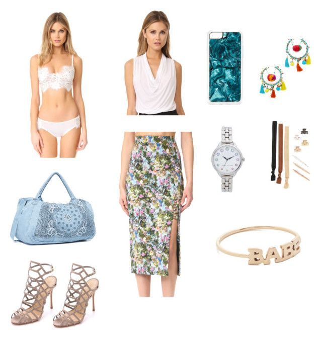 """""""Define the style"""" by camry-brynn ❤ liked on Polyvore featuring Cushnie Et Ochs, The Hours, For Love & Lemons, Schutz, OneTeaspoon, Zero Gravity, Rosantica, Marc Jacobs, Kitsch and ZoÃ« Chicco"""