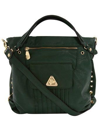 Green Shoulder Bag By Mischa Barton On Dorothyperkins