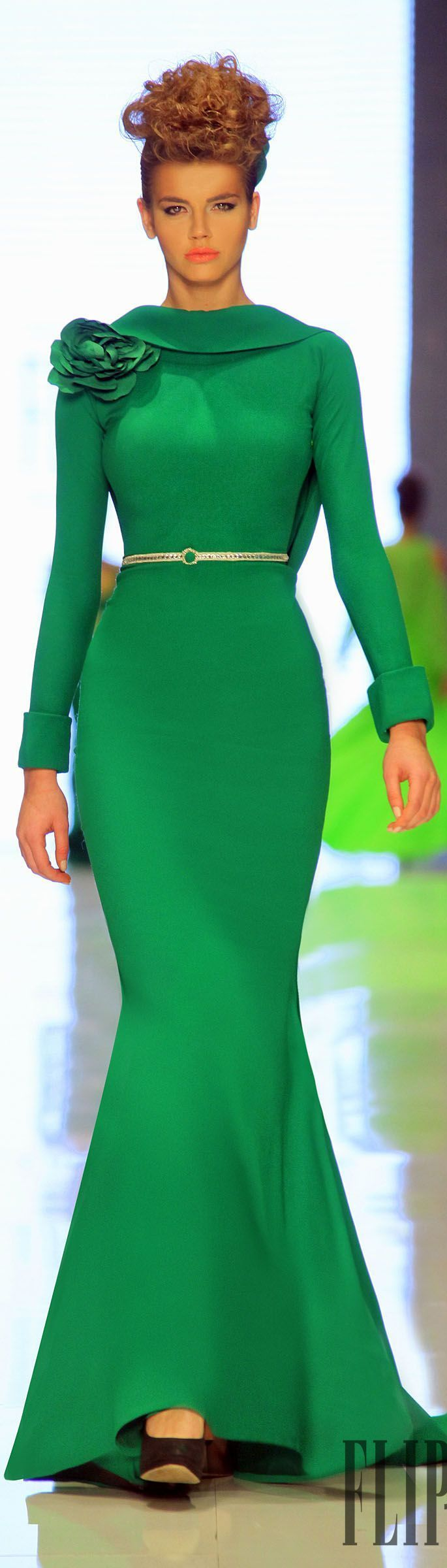 evening gown with sleeves Fouad Sarkis - George L. Rosario is a Realtor with Coldwell Banker, published author, public speaker, sales trainer and Consultant with Rosario Realty PP Inc. http://www.GeorgeRosario.com