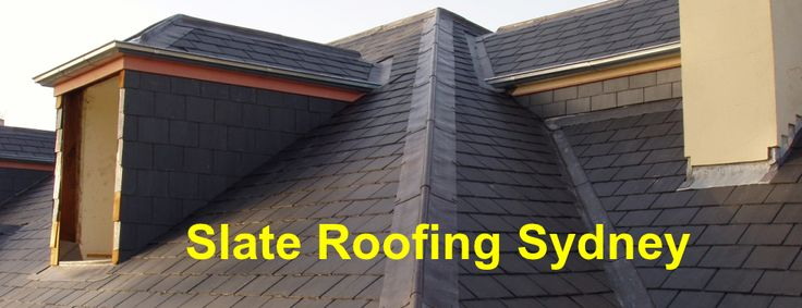 #Slate #Roofing #Sydney is an unique and innovative service for the home roof repair solution. To avail more innovative services hire a professional service provider.