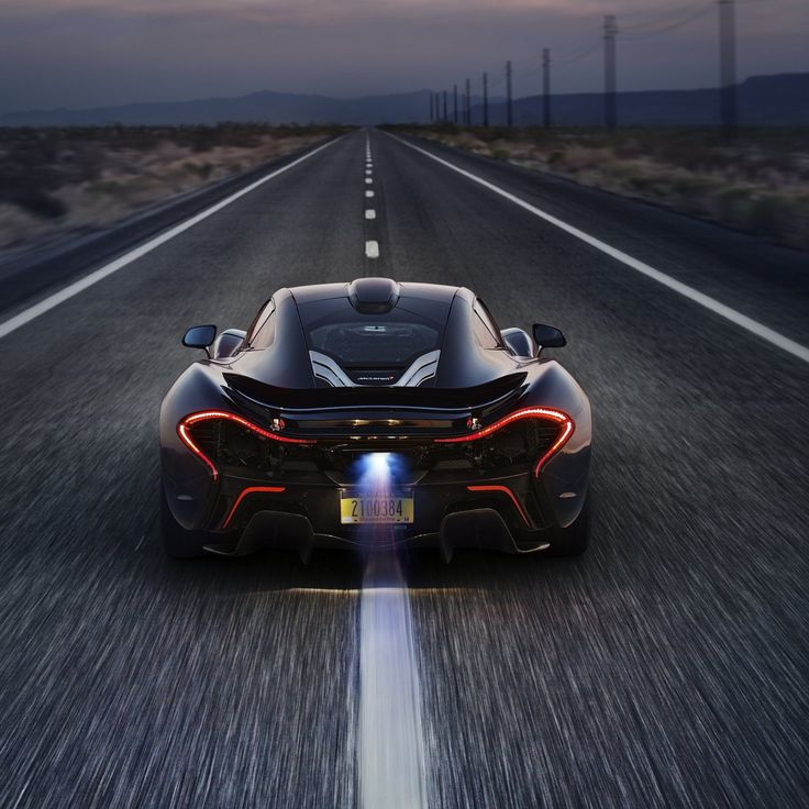 #McLaren #Car Envy #Apple #iPad Air #Wallpapers