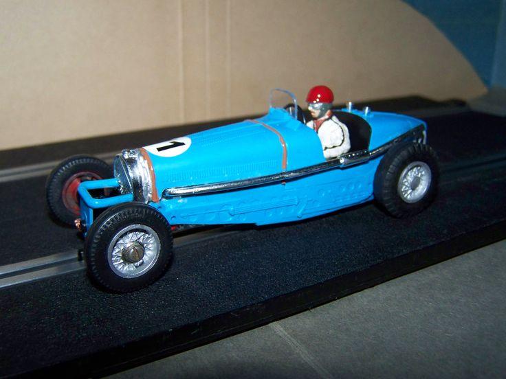 Major Airfix Racing Airfix Mrrc Bugatti 59 Type 1 This