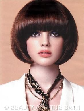 Long dress hair 1969