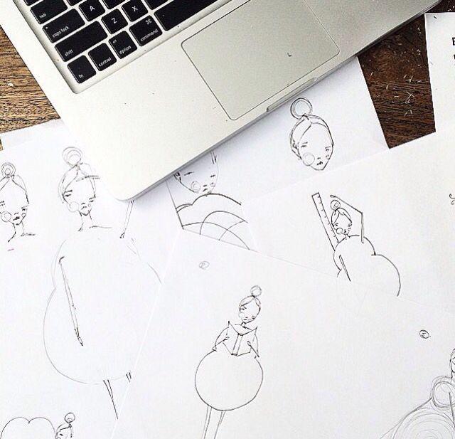 Art class illustrations