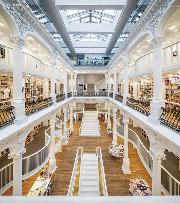 Carturestis Newest Store In Bucharest Defies The Demise Of Books